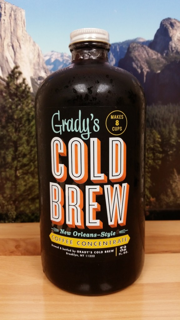 Grady's Bottled Cold Brew