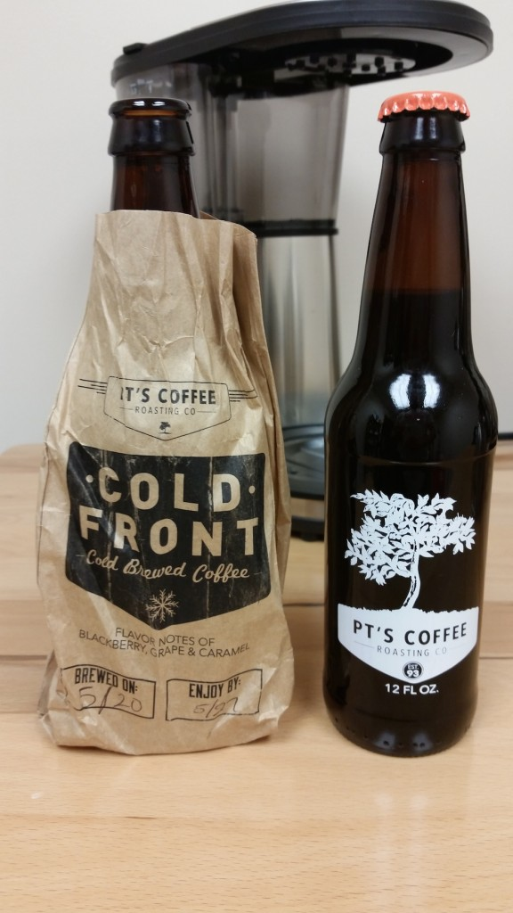 PTs Bottled Cold Front